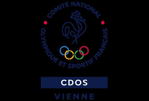 logo du Comité Départemental Olympique et Sportif de la Vienne